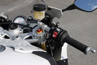 Demi Guidon Sv  Cafe Racer