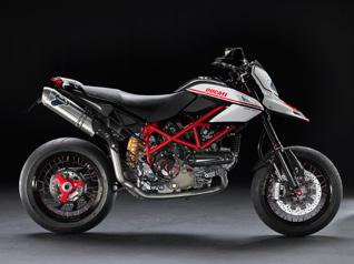 Ducati Hypermotard EVO SP