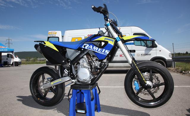 1000ps.at- Motorrad News: Husaberg FS570 RR